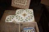 Antique Portuguese tiles